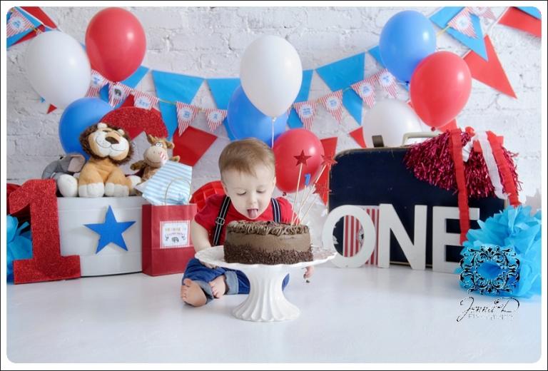 Cake smash photography002