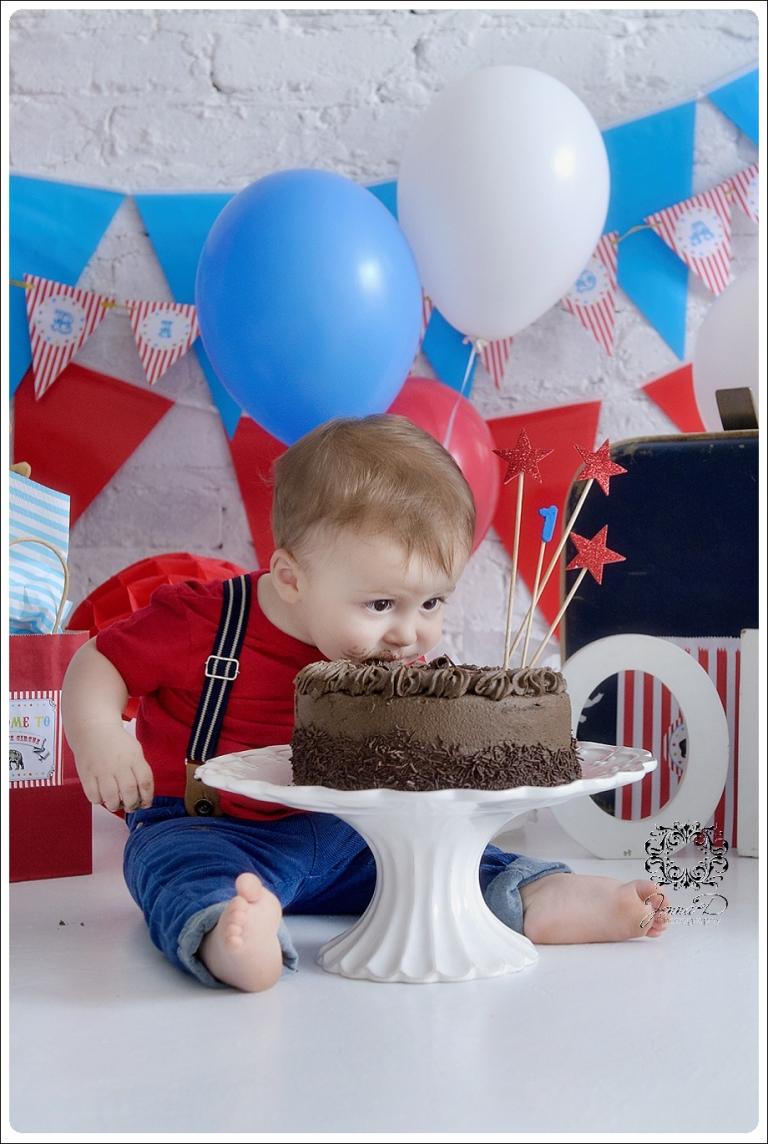 Cake smash photography003