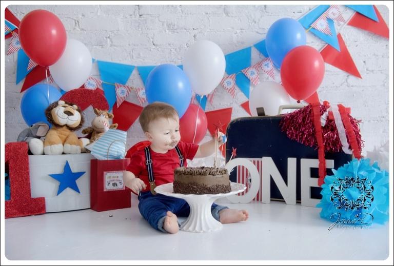 Cake smash photography004